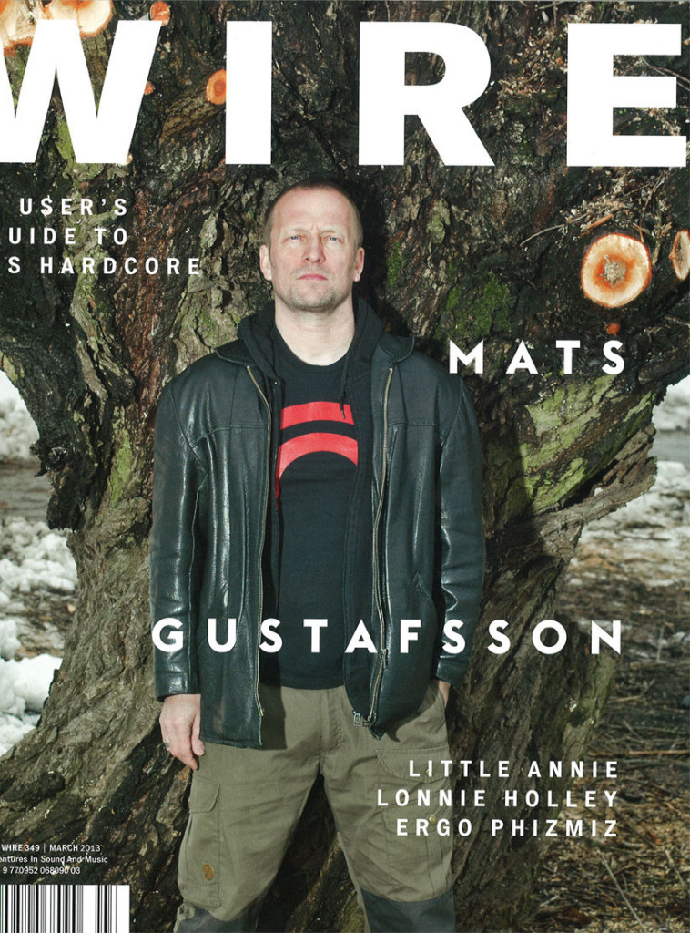 Mats Gustafsson in The Wire magazine