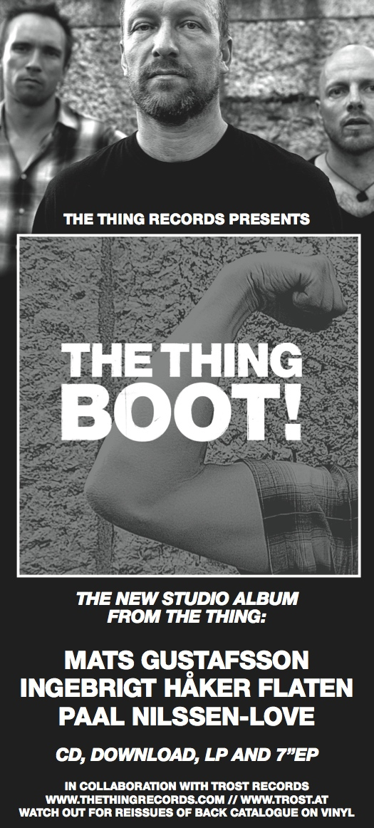 BOOT by The Thing